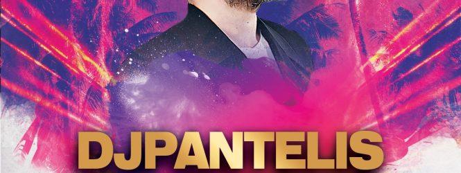 DJ Pantelis στον Vibe FM 104,8!