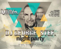 Dj George Stef. – Night Party