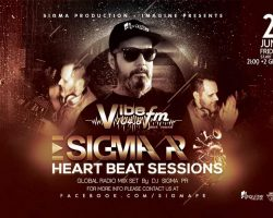 "Sigma Pr – ""Heart Beat Sessions"""